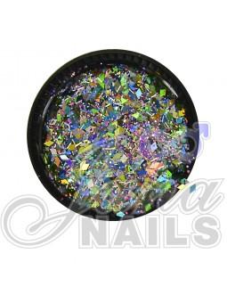 Multicolor Glitter MIX RAINBOW