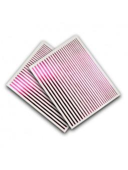 Flexi Stickers No9 PINK