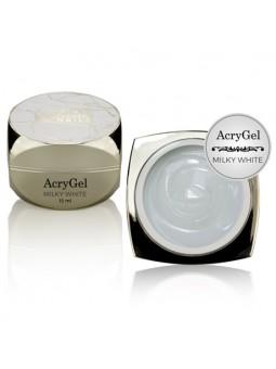 Acrygel Milky White 15ml