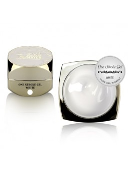 ONE STROKE Art Gel White 5ml