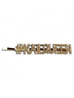 HAIRCLIPS - NAILQUEEN gold 1ks