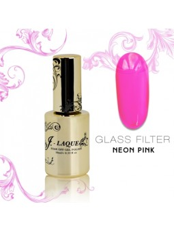 Glass Filter Neon Pink 10ml