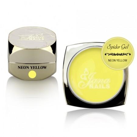 Spider Gel Neon Yellow 5ml
