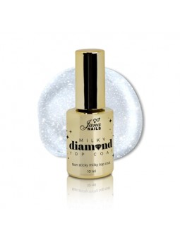 MILKY DIAMOND TOP COAT - 10 ML